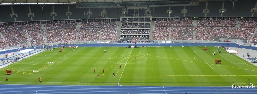 Berlin's Olympic Stadium - ISTAF 2010th Olympic Stadium Berlin Athletics