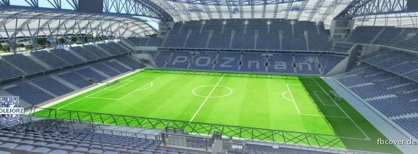 Lech Poznan Stadium - Lech Poznan Stadium