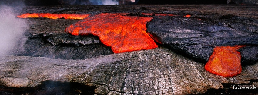 Black and red lava. - Black and red lava from Etna volcano in Greece.