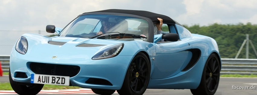 Blue Car - Blue car cover