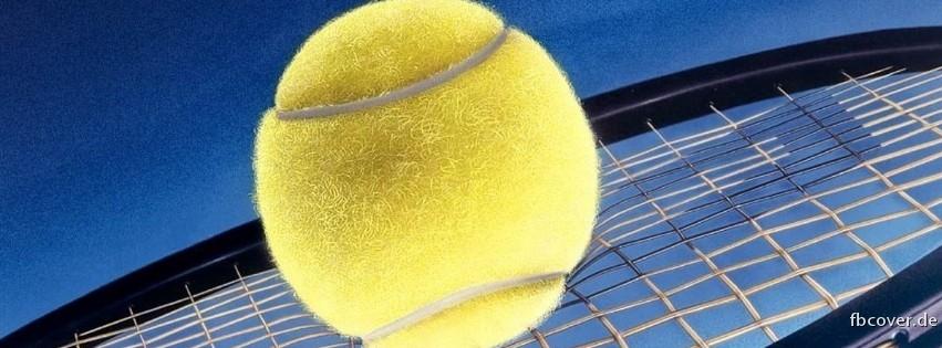 A tennis ball - A tennis ball