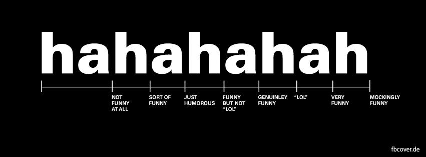 hahahah - hahahah hahaha Deffinition